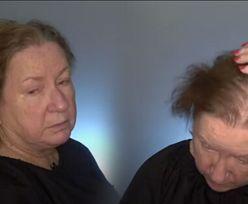 Kobieta trafiła w ręce stylistów. Mąż nie poznał 67-latki po metamorfozie