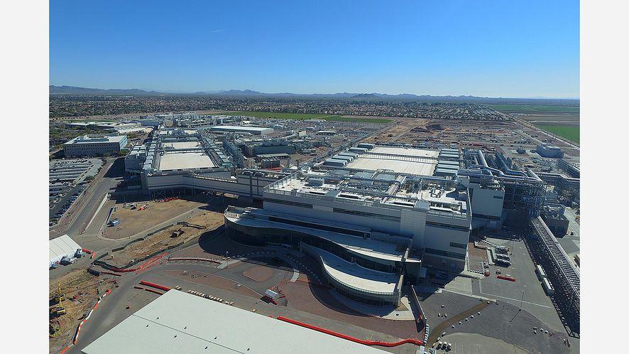 Intel Fab 42 w Arizonie
