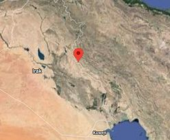 Silne trzęsienie ziemi na granicy Iranu i Iraku