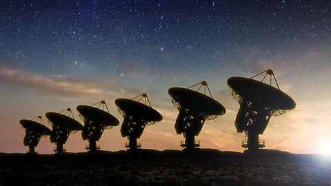 Astrofizycy ostrzegają: atak Obcych może nadejść w postaci złośliwego kodu