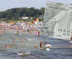 Horrendalne ceny nad morzem? Nie jest aż tak źle, jak rok temu