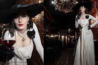 A oto duży cosplay dużej pani z Resident Evil: Village - Ekaterina Lisina