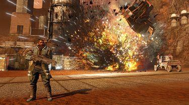 Misja na Marsa - od Dooma po symulatory łazika i budowanie miast - Red Faction: Guerilla