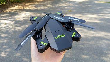 UGO Sirocco — leciutki dron dla początkujących pilotów