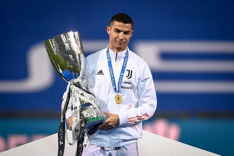 Wielki wyczyn Cristiano Ronaldo. Od teraz jest najlepszy w historii!