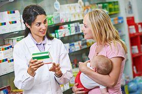 Leki, których nie należy podawać dziecku