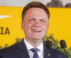 Szymon Hołownia jeździ autem za 200 tys. zł. Zrobił to dla córki
