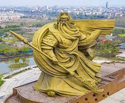 Postawili ogromny pomnik. Nie pomyśleli o jednym. Wielka wpadka Chin