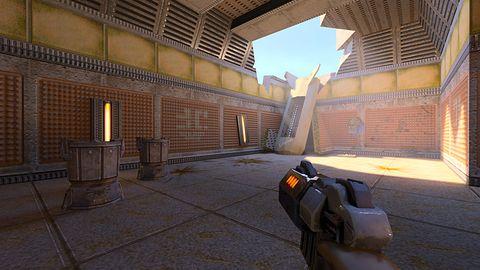 """Nvidia sprezentuje graczom darmowego """"Quake'a II RTX"""" – również dla Linuksa"""