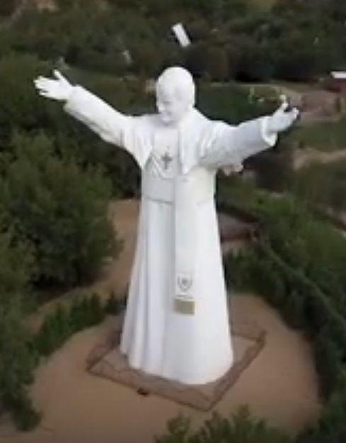 Kadr z filmu Jak Bóg szukał Karela