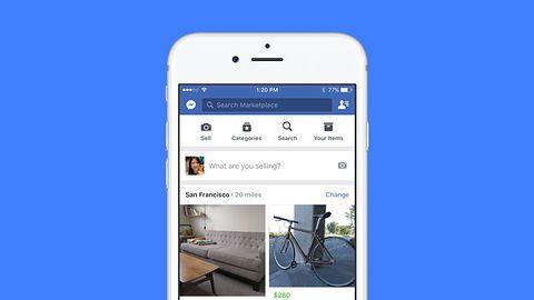 Facebook Marketplace: tablica ogłoszeń sprzedaży i kupna już w Polsce