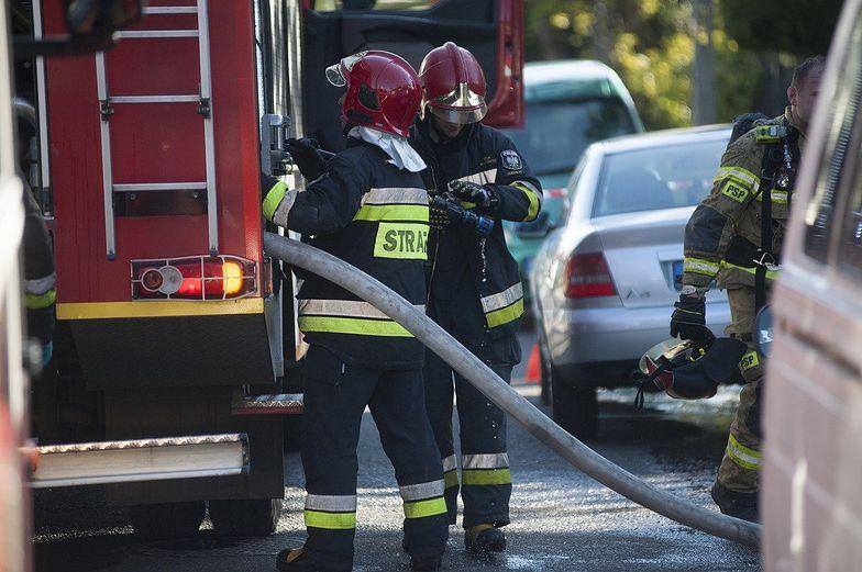 Wybuch w Częstochowie. Zginęły dwie osoby