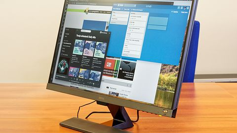 Test Benq EW277HDR: monitor do multimediów, na którym da się pracować
