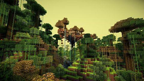 Minecraft izometrycznym hack'n'slashem na wzór Diablo? Twórcy zapowiedzieli nową grę