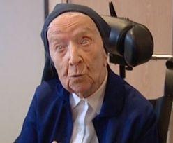 Ma 116 lat. Zakonnica wygrała z COVID-19