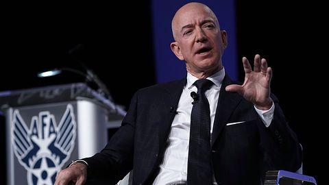 Amazon z nowym CEO. Jeff Bezos ustępuje miejsca