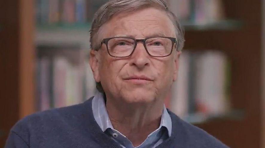 fot. Twitter (Bill Gates)