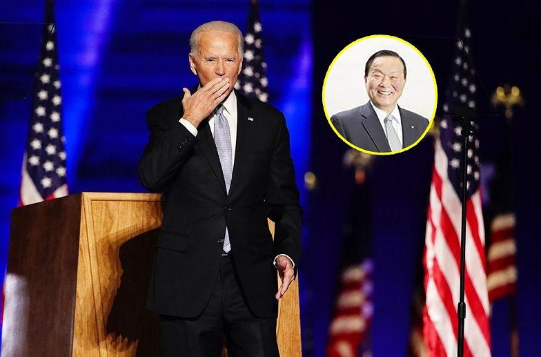 Nie Joe Biden, tylko... Jo Baiden. Sensacja internetu. O co chodzi?