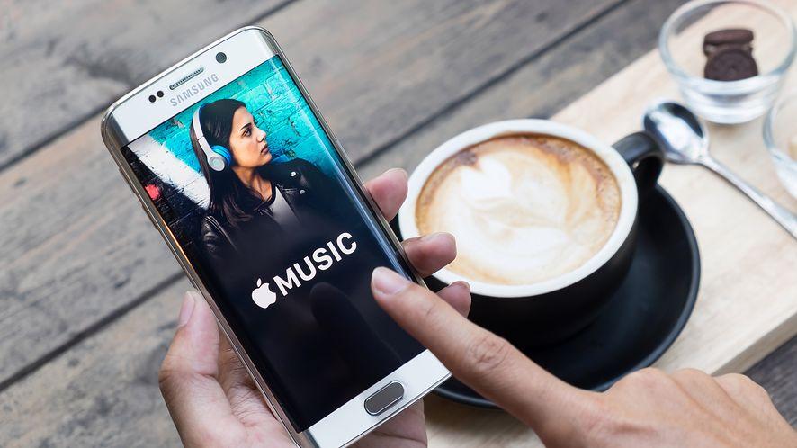 Apple Music już w Android Auto. (depositphotos)