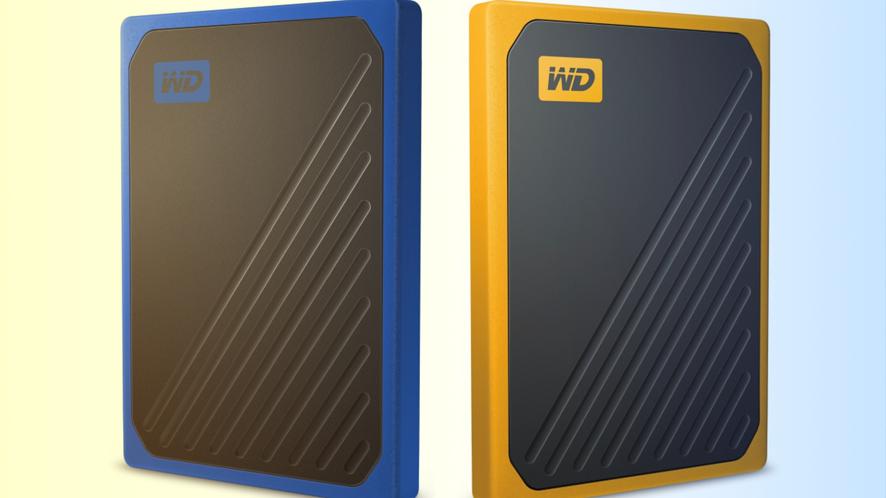 Dysk USB 4 TB i superszybkie, przenośne dyski SSD – Nowości WD na CES 2019