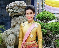 Nagi skandal. Wyciekły intymne zdjęcia kochanki króla Tajlandii