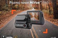 Mio MiVue 846 z dwoma trybami parkingowymi i nagrywaniem w 60FPS - fot. materiały prasowe