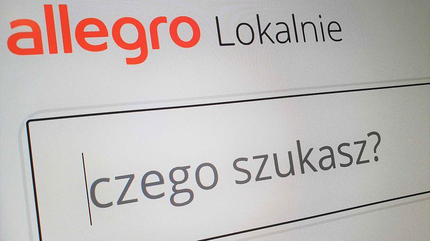 Korzystając z Allegro Lokalnie, uważaj na fałszywe SMS-y, fot. Oskar Ziomek