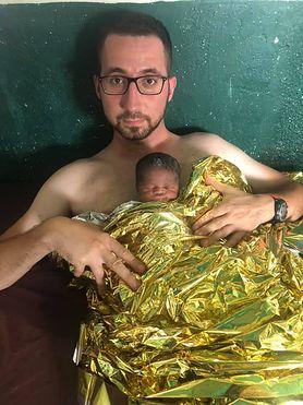 Mały cud w Ngaoundaye. Misjonarz ratuje noworodka