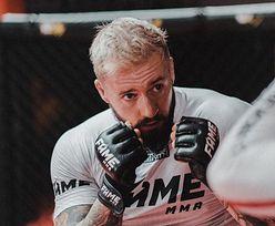 """Uczestnik """"Warsaw Shore"""" zawalczy w Fame MMA. W jego ślady mogą pójść kolejni"""