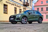 Test Audi Q5: Audio Bang & Olufsen oraz światła OLED