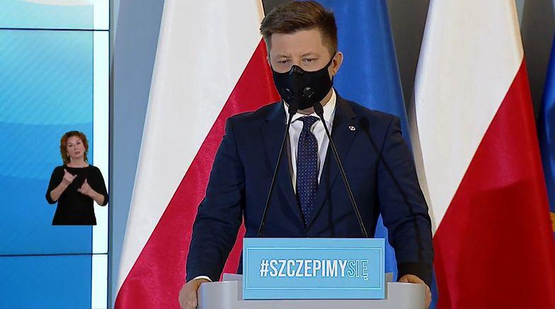 Ilu zaszczepionych? Polska już na 3. miejscu w UE