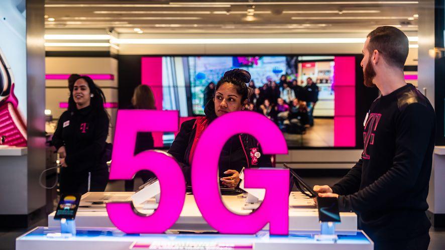 T-Mobile uruchamia 9 czerwca 5G w Polsce, fot. Getty Images