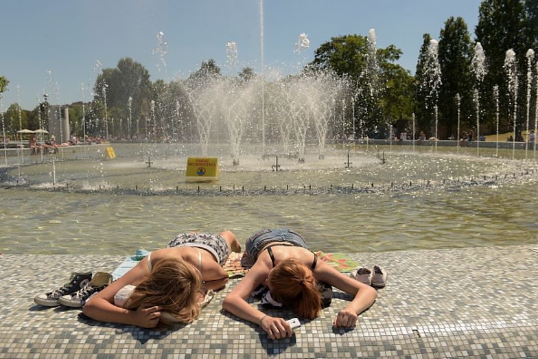 Rekord temperatury w Polsce! Tak gorącego tego lata jeszcze nie było