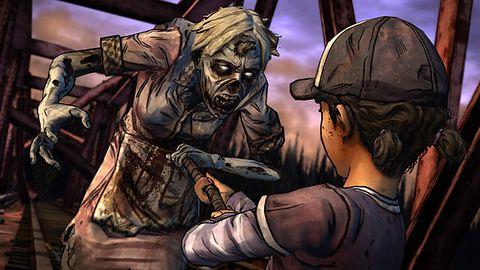 Drugi epizod The Walking Dead wyjdzie dopiero na początku marca