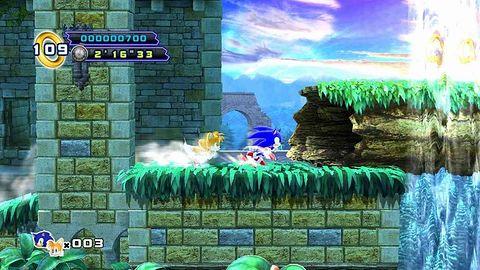 Sonic po raz czwarty w drugim epizodzie [Galeria]