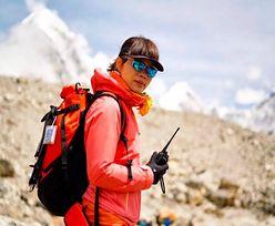 Dała uczniom lekcję. Nauczycielka pobiła rekord na Mount Everest