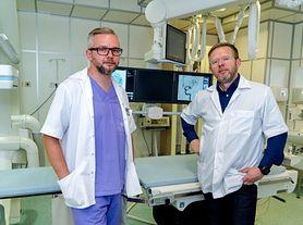 Pionierska metoda leczenia tętników mózgu opracowana przez braci Miś