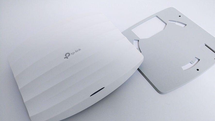 TP-Link Omada EAP225 – test prostej metody na dobry zasięg Wi-Fi w firmie