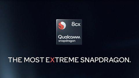 Snapdragon 8cx, czyli pełnoprawny procesor ARM do pecetów – bije ponoć MacBooka Air