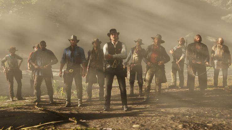 A jak wyglądał listopad w branży gier wideo?