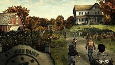 Na jednym sezonie The Walking Dead się nie skończy