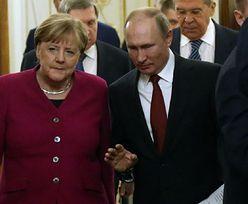 Rosyjscy hakerzy przejęli maile Angeli Merkel