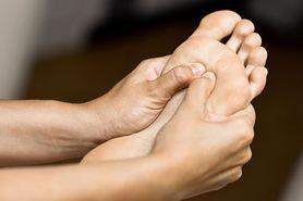Objawy zawału serca mogą być widoczne na stopach