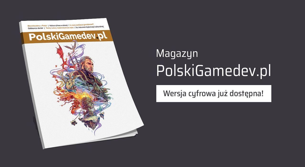 Mało wam czytania? No to macie magazyn PolskiGamedev.pl - za darmo - Magazyn PolskiGamedev.pl