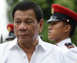 """Gigantyczny wpadka handlarzy narkotyków. Prezydent: """"będę was zabijał"""""""