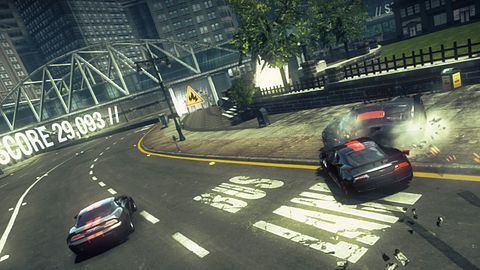 Twórcy Ridge Racer: Unbounded wiedzą czym jest kontrolowany poślizg