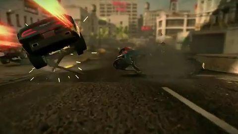 Niezła muzyka i samochody siejące zniszczenie, czyli zwiastun Ridge Racer Unbounded