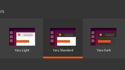 Ubuntu 20.04 LTS z odświeżonym motywem: ciemny, standardowy i jasny