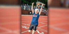Pobiła rekord w bieganiu. Ma 103 lata i ważną radę dla wszystkich