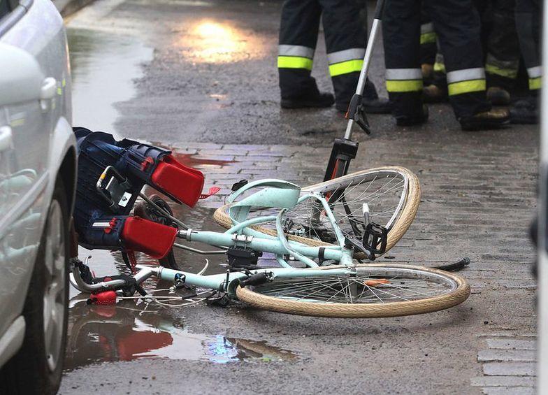 Kierowca autobusu zabił rowerzystkę. Wyszło na jaw, że nie miał prawa jazdy